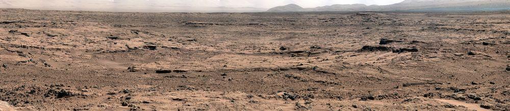 【NASA】火星の最新パノラマ画像公開…火星の地表が鮮明に