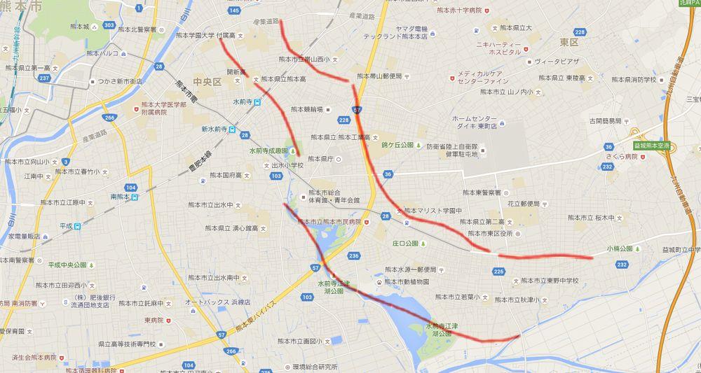 熊本市中心部に「新たな活断層」が見つかる…水前寺公園のすぐ近くにあり、湧き水の激減との関係は...