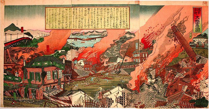 【M8直下】内陸地震で観測史上最大の「濃尾地震」から125年が経過…「新潟県中越地震」からは12年が経過