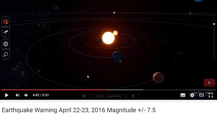 【占星術】熊本地震も的中?オランダの予言者が4月24日に「M7.5の大地震」が発生すると予知! 「惑星直列の2日後に地震が起きる」
