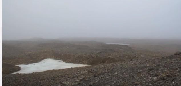 「北極」でナチスの秘密基地を発見…地下室があり、文書などが見つかる
