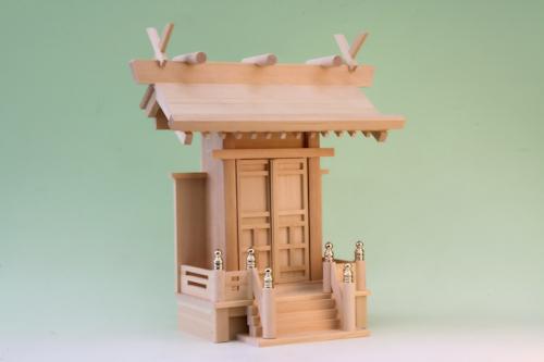唐戸の一社 神代神殿
