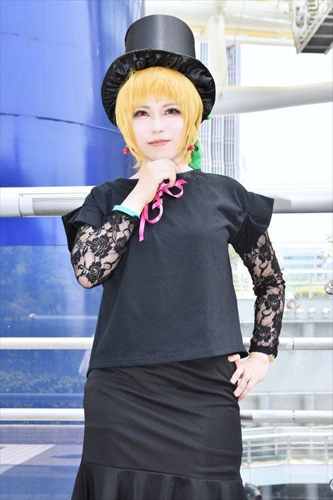レディ・リリス 鬼灯の冷徹 コスプレ 5
