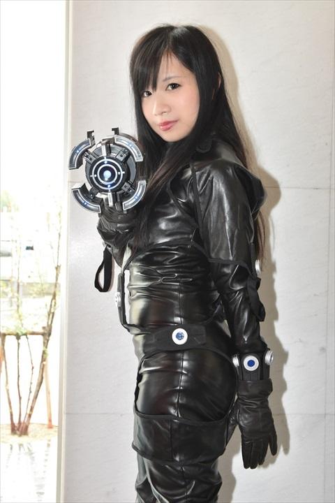下平玲花 GANTZ コスプレ 2