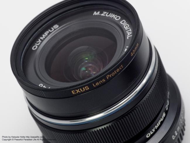 M.ZUIKO DIGITAL ED 12mm F2.0  + MARUMI EXUS Lens Protect