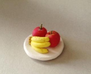りんごとバナナ1