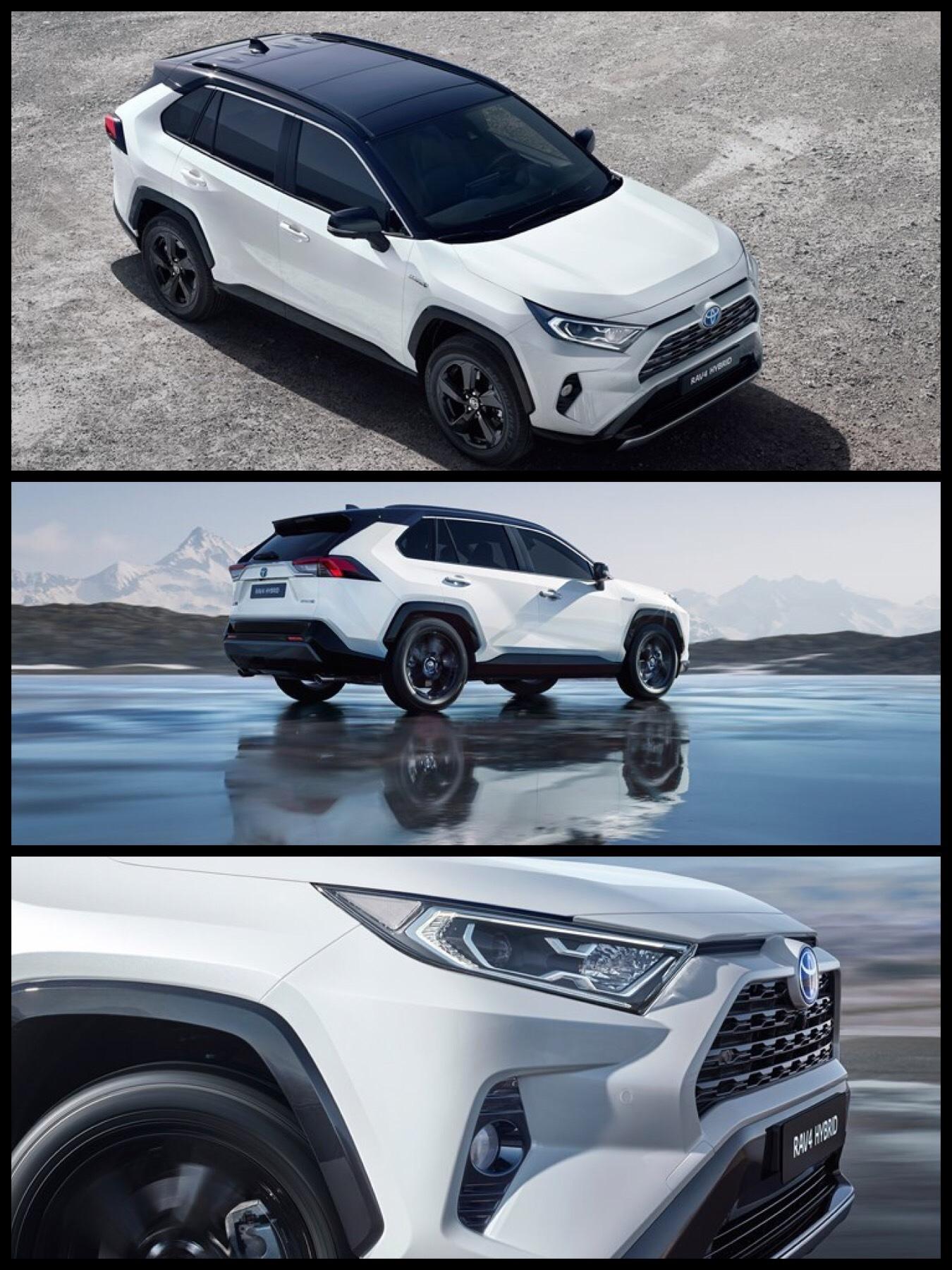 トヨタ新型RAV4 2019
