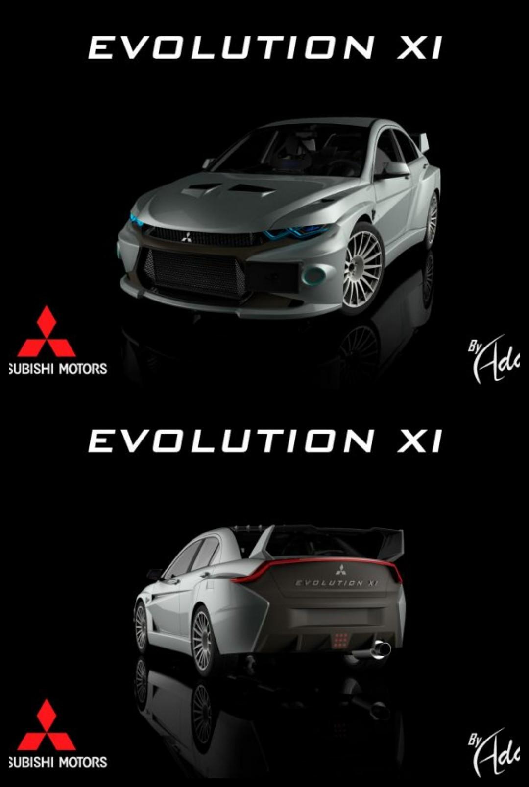 三菱 ランエボ11 MITSUBISHI lancer evolution11