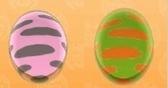 モンハンストーリーズ オトモン別 卵の色と模様の画像