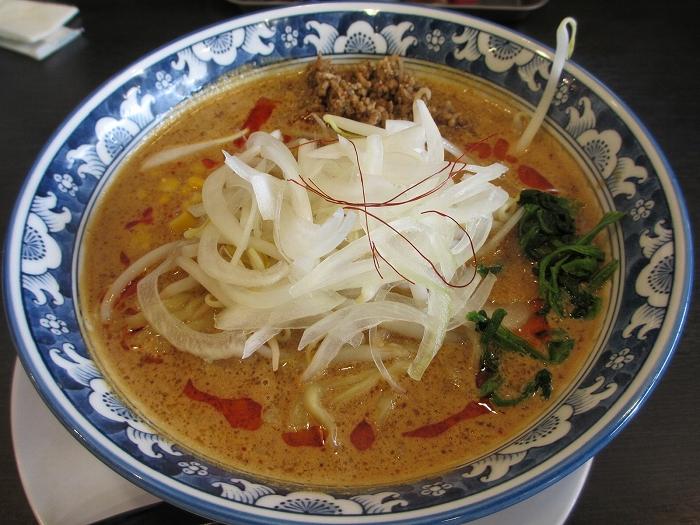 オグリ 味噌担々麺