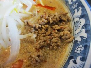 オグリ 味噌担々麺 具 (2)