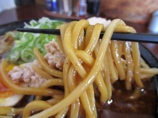 おこじょ 札幌MISOラーメン 麺