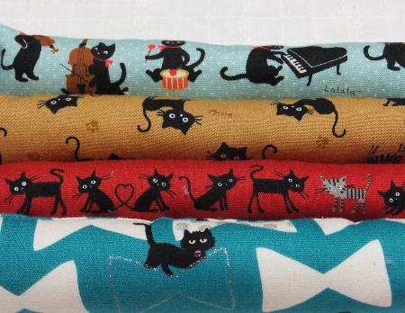 黒猫シリーズ4本組拡大