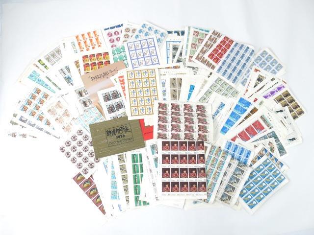 未使用 切手 シート バラ 記念切手