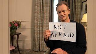 『キース・リチャーズ』『リンゴ・スター』ら総勢175人以上参加! キャンペーン【We Are Not Afraid(私たちは恐れない)】の映像が公開