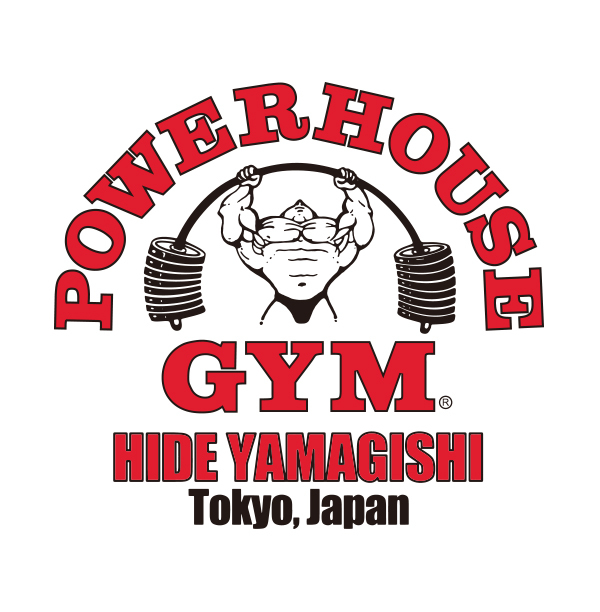 POWERHOUSE GYM Hide Yamagishi Tokyo Japan