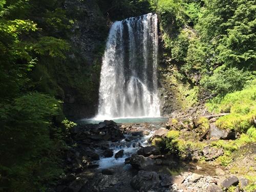 善五郎の滝16