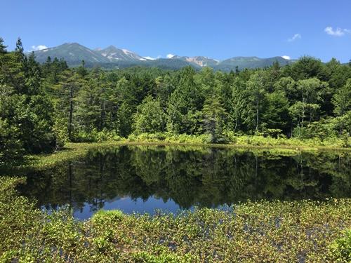 乗鞍高原・滝巡り②善五郎の滝→牛溜池散策