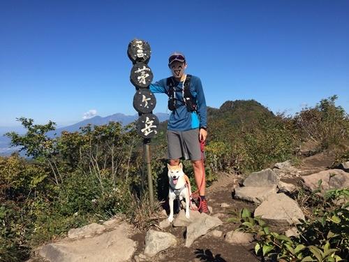 茅ヶ岳に登って来ました!