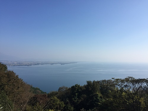 奥琵琶湖パークウェイ2