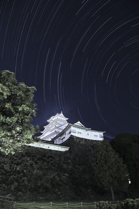 【都市星景】国宝姫路城