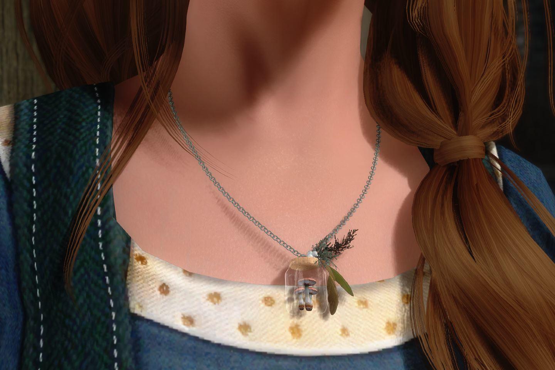 CNAccessoriesSK 410-1 Pose Necklace 1