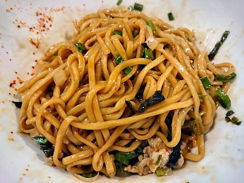 台湾まぜそば(まぜまぜ)@麺や 一心