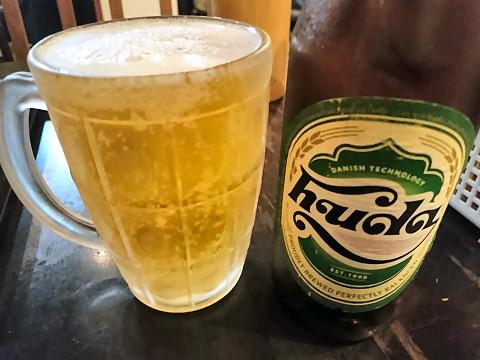 ベトナムビール「フーダ」@ビアホイ