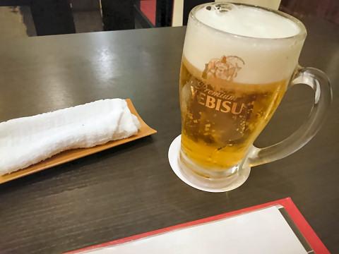 ヱビス生ビール@くれおーる別館