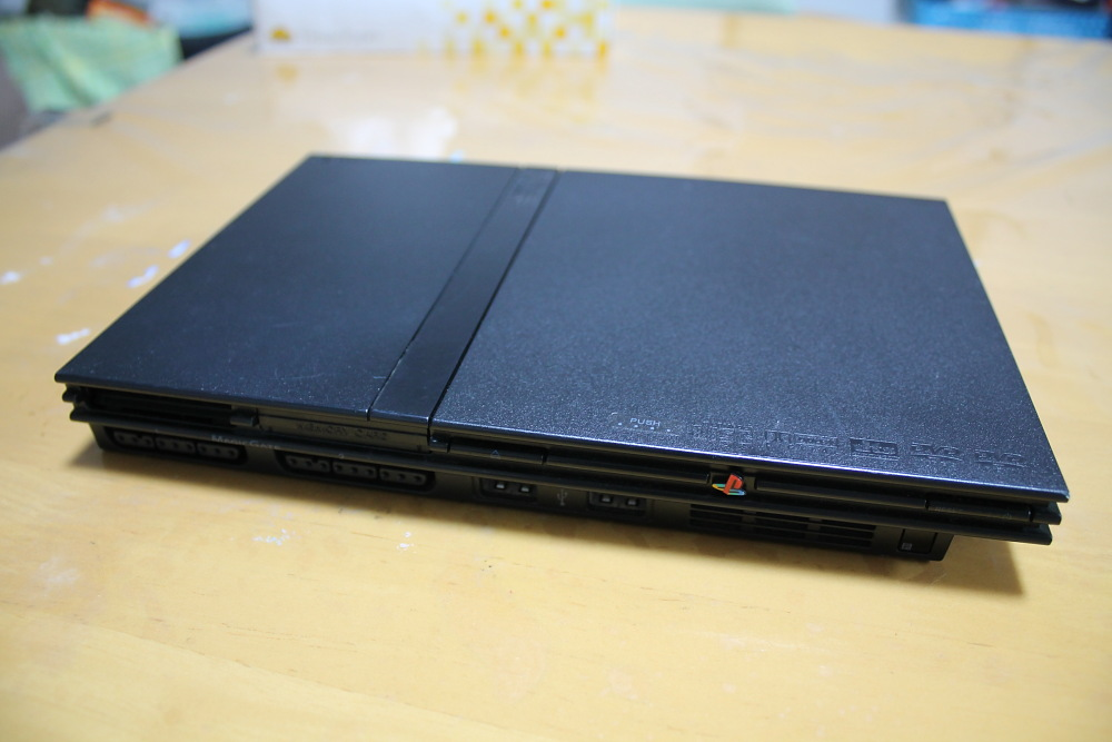 PlayStation 2を分解清掃したぞ SCPH-70000