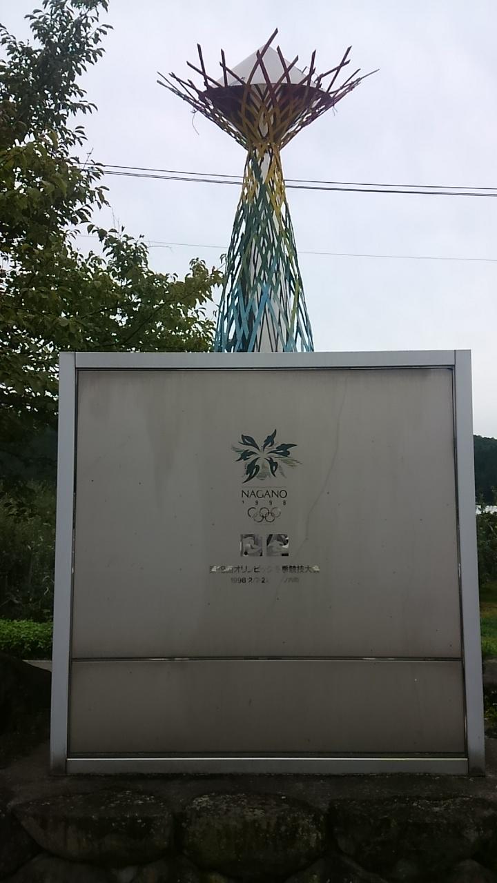 オリンピックの聖火台