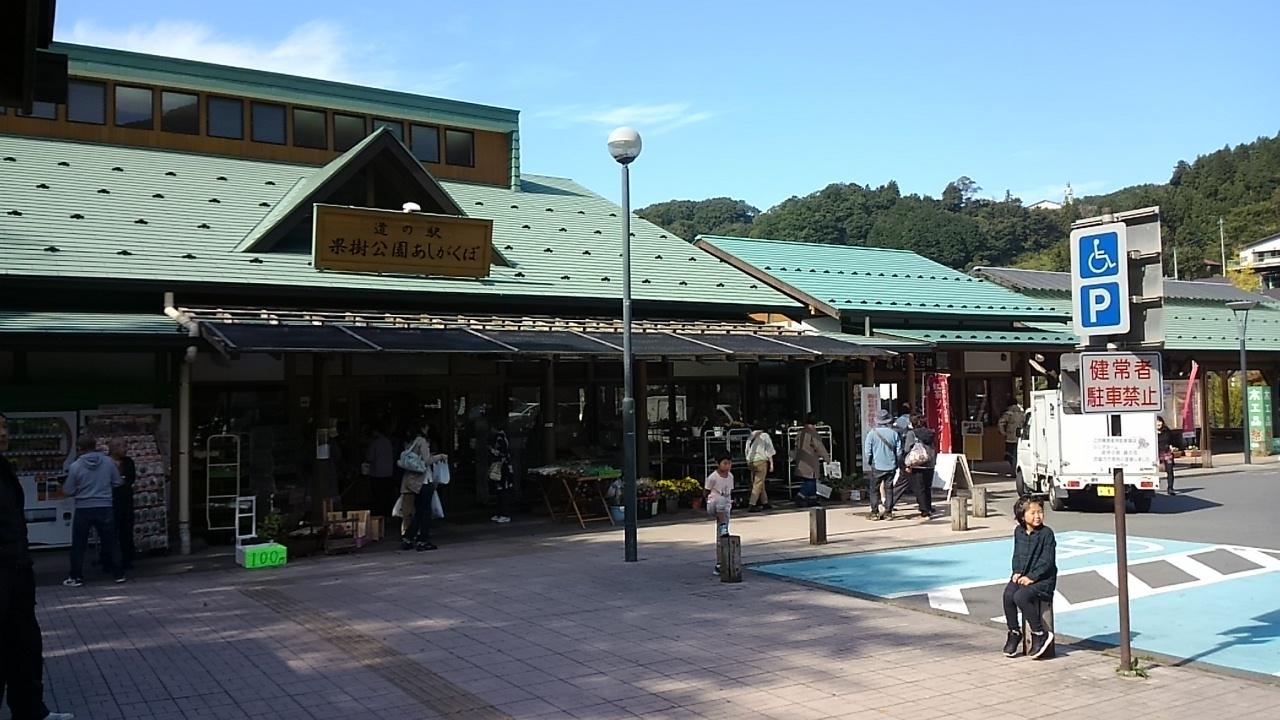 道の駅果樹公園あしがくぼ2016