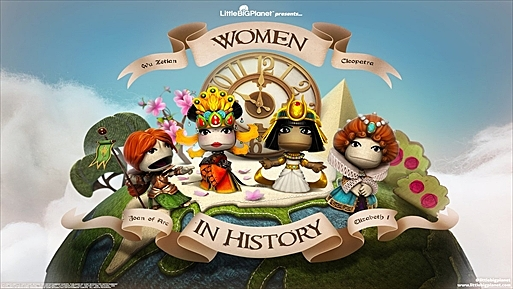 Women in History Costume Pack