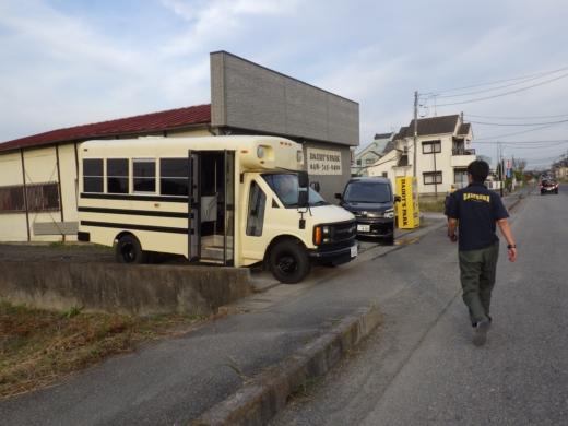 スクールバス納車 (8)