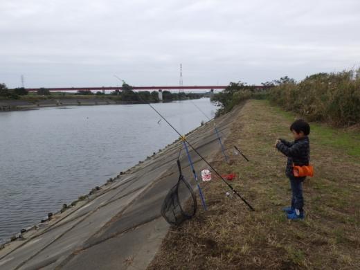 秋ヶ瀬で釣 (14)