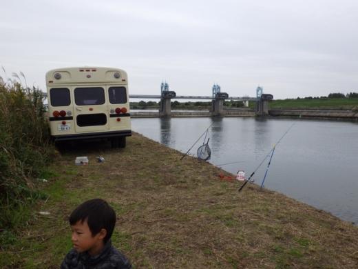 秋ヶ瀬で釣 (15)