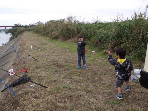 秋ヶ瀬で釣 (28)