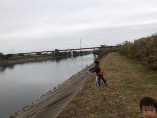 秋ヶ瀬で釣 (29)