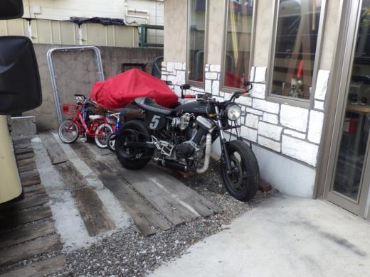 バイク通勤 (2)