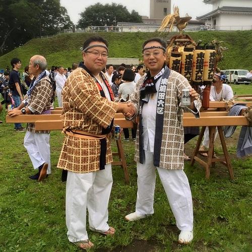 須賀神社<天王祭>東塙田六区自治会 編!①