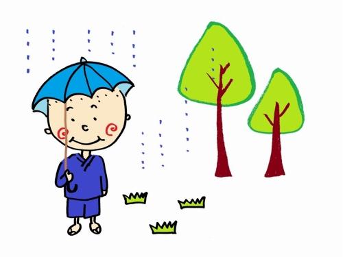 500降る雨は同じ1