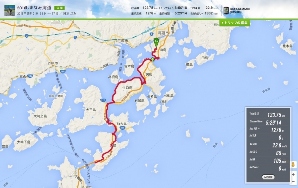 20160521しまなみ海道