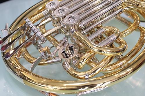 アウトレット フルダブルホルン Brasspire Unicorn BPFH-K3