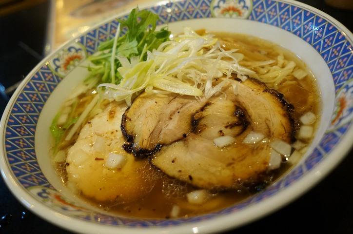 栃木軍鶏麺 十人十色@小山市 軍鶏らーめん